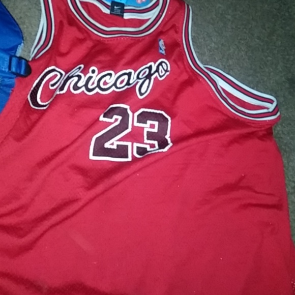 on sale 0fb95 8dfdc Michael jordan 1984 nike flight Jersey
